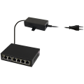 PULSAR SG64 6-port switch for 4 IP cameras