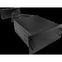 "PULSAR ARAD-S4 Security enclosure 4U/400mm/48/17Ah for RACK 19"" cabinets two-level"