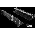 PULSAR ARAS450 ARAD rails dedicated for RACK19 cabinets - 450mm depth