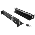 "PULSAR ARAS450 ARAD rails dedicated for RACK19"" cabinets - 450mm depth"