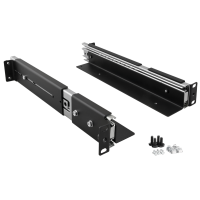 PULSAR ARAS450 ARAD rails dedicated for RACK19 cabinets - 450mm depth