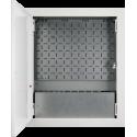 PULSAR AWO803C The TOM-3C residential telecommunication (multimedia) enclosure