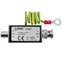 PULSAR P-ZV2  The P-ZV2 video circuit surge protection (BNC socket – BNC plug)