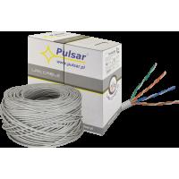 PULSAR PU-NC200 Twisted pair wire, U/UTP, cat 5e, 25AWG, Cu, Eca, 305m (inside)