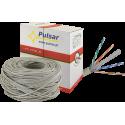 PULSAR PU-NC206 Twisted pair wire, U/UTP, cat 6, 23AWG, Cu, Eca, 305m (inside)