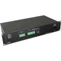 PULSAR R1612P R 12V/16x1,5A/PTC RACK mounted power supply for up to 16 HD cameras