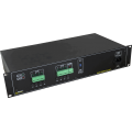 PULSAR  RAC24T RAC 24VAC/8x1A/TOPIC RACK mounted power supply for up to 8 cameras with galvanic isolation