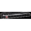 PULSAR RALZ/C13  -  Μονάδα διανομής τροφοδοσίας 230VAC, 8 εξόδων/type C13