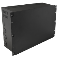 PULSAR RAWO7 7U/150mm/17 Ah two-level RACK Security enclosure for RACK19 cabinets