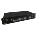 PULSAR RP1648 RP 48V/16x0,5A RACK mounted power supply for up to 16 IP cameras