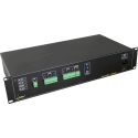PULSAR RUPS812P RUPS 13,8V/8x1A/PTC RACK mounted buffer power supply for up to 8 HD cameras