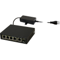 PULSAR SFG64F1 SFG64F1 6-port switch for 4 IP cameras