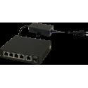 PULSAR SFG64F1 SFG64F1 6-port switch for 4 IP cameras