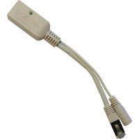 MIKROTIK PoE Gigabit Injector (for RouterBoard and other LAN products)