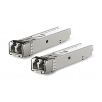 UBIQUITI UF-MM-1G SFP 1,25G, MM LC 550m Dual-Fiber 850nm 2-pack