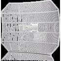 UBIQUITI AG-HP-5G27 AirGrid M5 HP, ant.27dBi (1xReflector,1xGrid,1xPoE),Mimo 5GHz, AirMax Station
