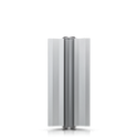 UBIQUITI AM-V2G-Ti 2,4GHz Variable Beam Base Station, 60-120deg, Titanium, w/Rocket kit