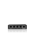 UBIQUITI ER-X EdgeRouter X, 1x Gigabit WAN, 4x GLAN, 1x pasive PoE out